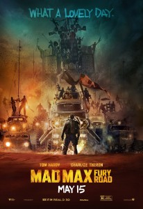 Mad Max Fury Road (Poster)