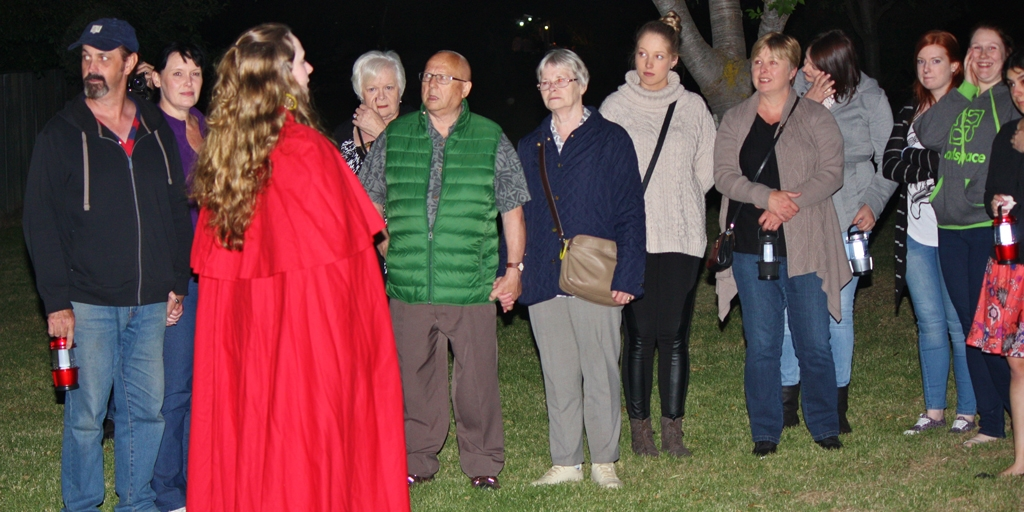 Haunted Hills Tours: Traralgon's Spooky Past