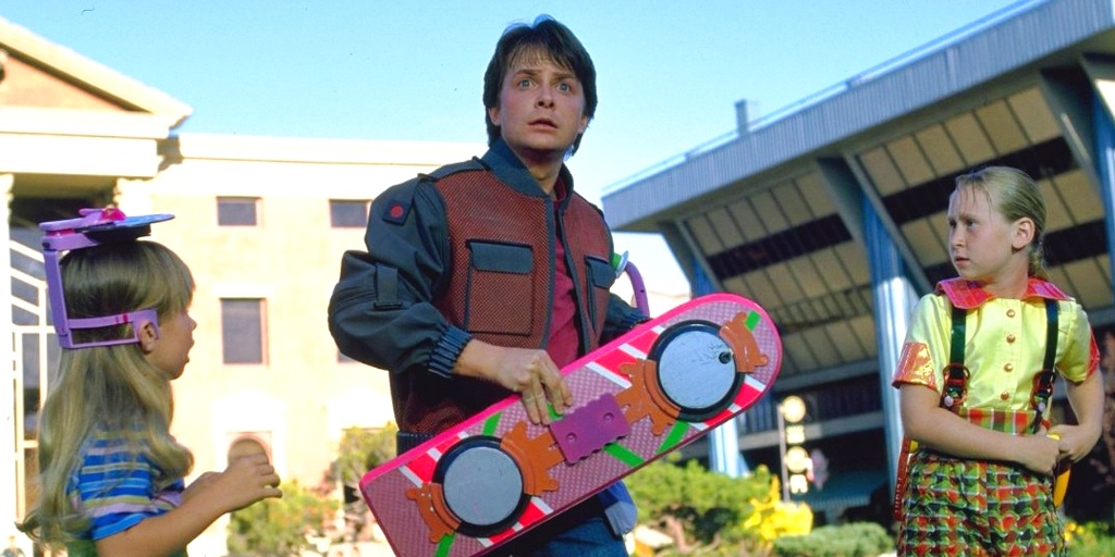 Back to the Future Part II: A Childhood Reflection