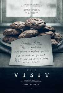 The Visit (Poster)