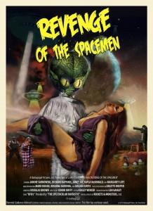 Revenge of the Spacemen (Poster)