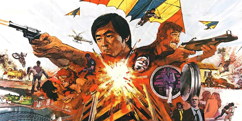 Ozploitation: The Man from Hong Kong (1975)