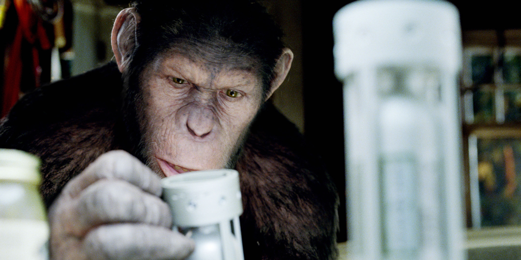Review: Rise of the Planet of the Apes (2011)