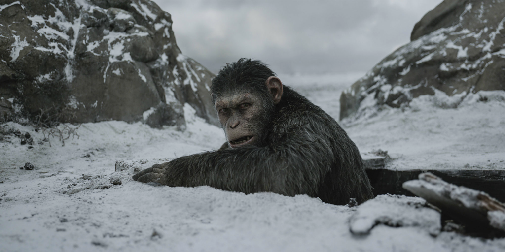 Review: War for the Planet of the Apes (2017)