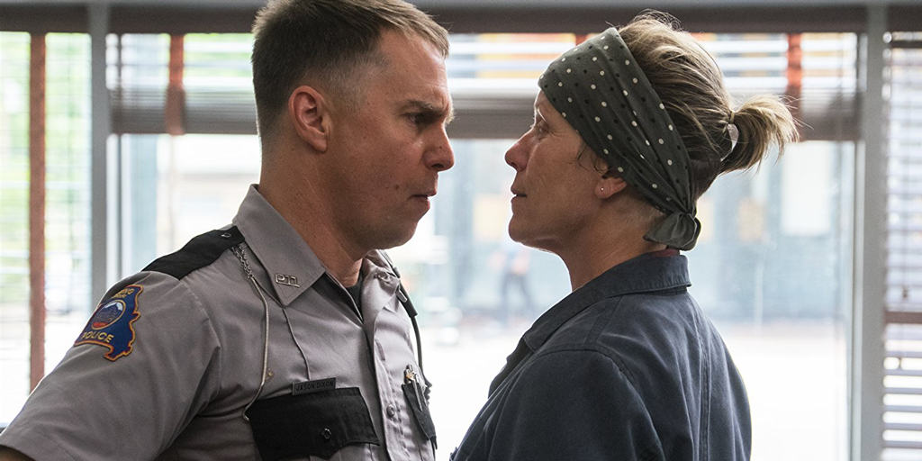 Review: Three Billboards Outside Ebbing, Missouri (2017)