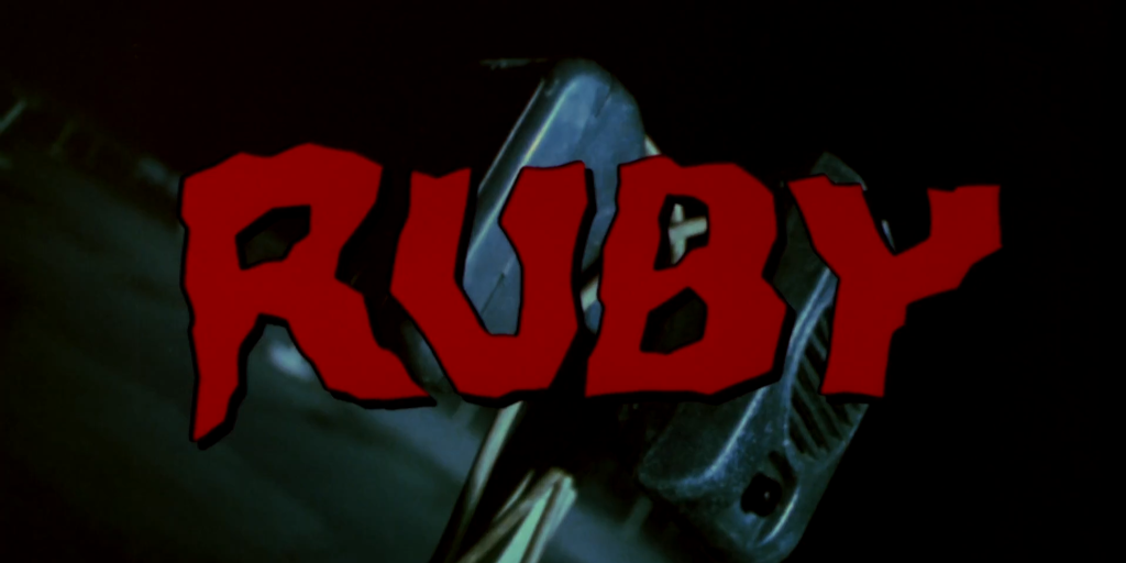 Blu-ray Review: Ruby (1977)