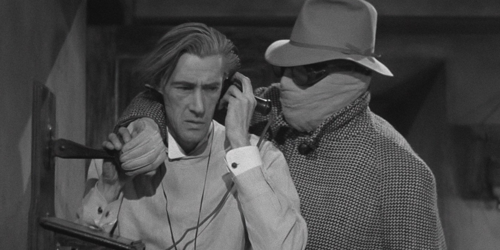Blu-ray Review: The Invisible Man's Revenge (1944)