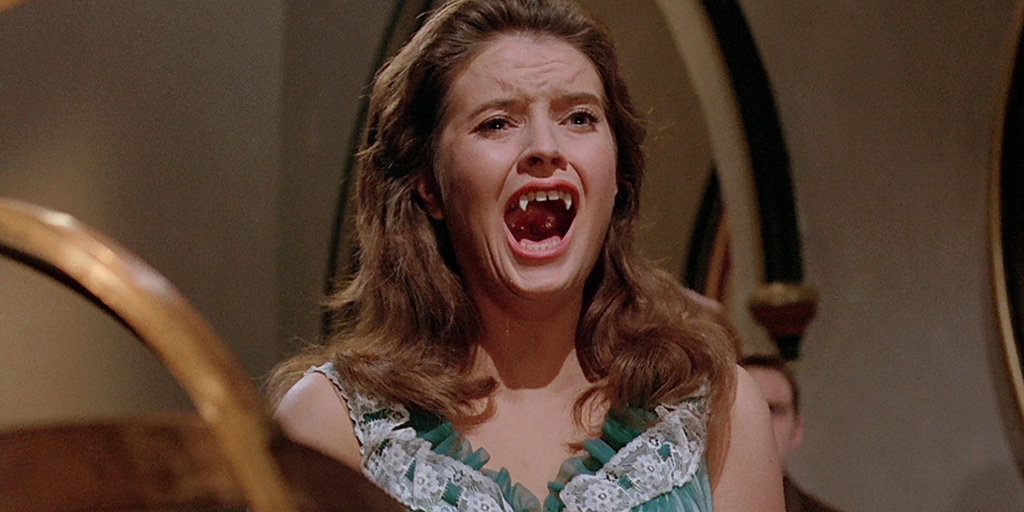 Blu-ray Review: Kiss of the Vampire (1963)