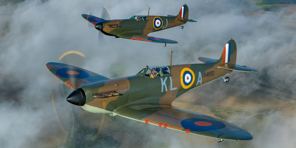 Review: Spitfire (2018)