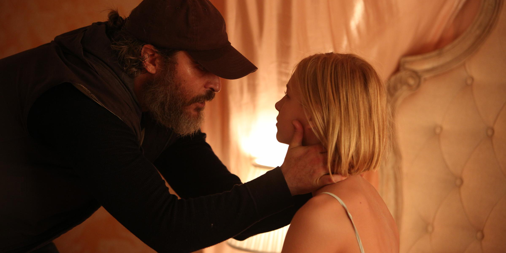 Blu-ray Review: You Were Never Really Here (2017)