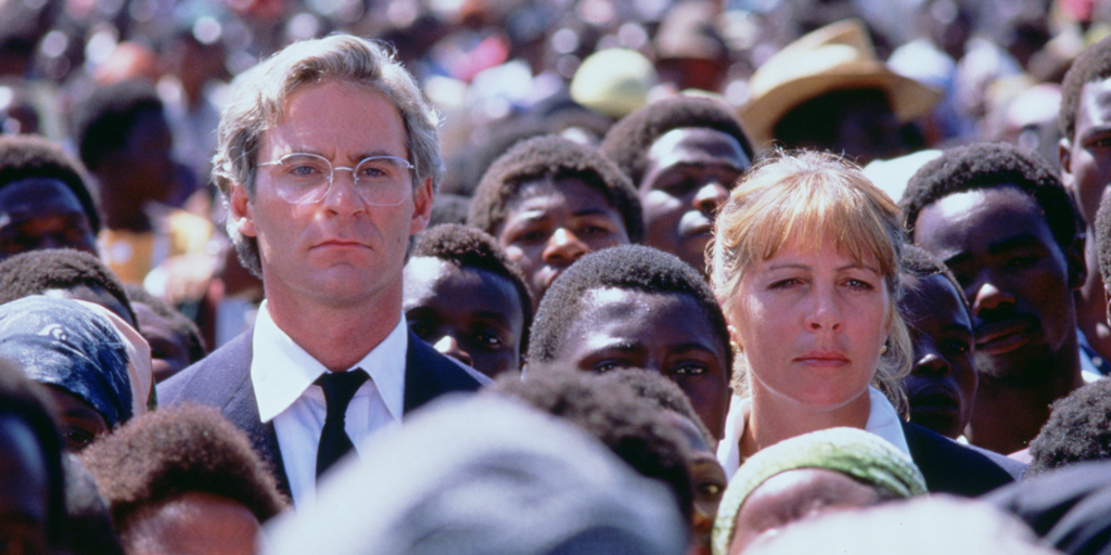 Blu-ray Review: Cry Freedom (1987)