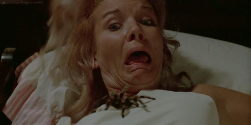 Blu-ray Review: Kiss of the Tarantula (1976)