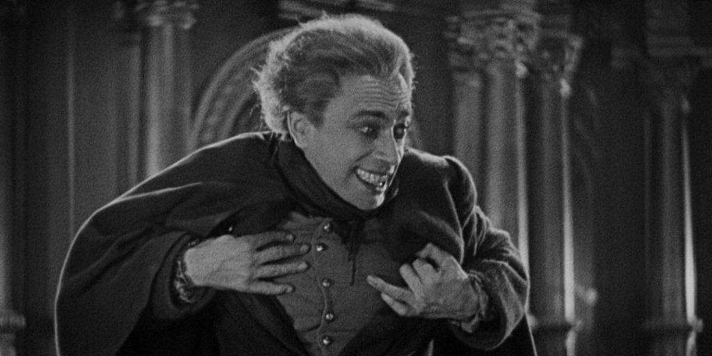 Blu-ray Review: The Man Who Laughs (1928)