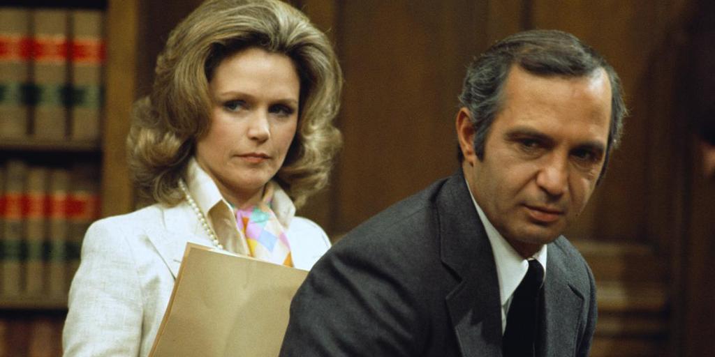DVD Review: QB VII (TV 1974)