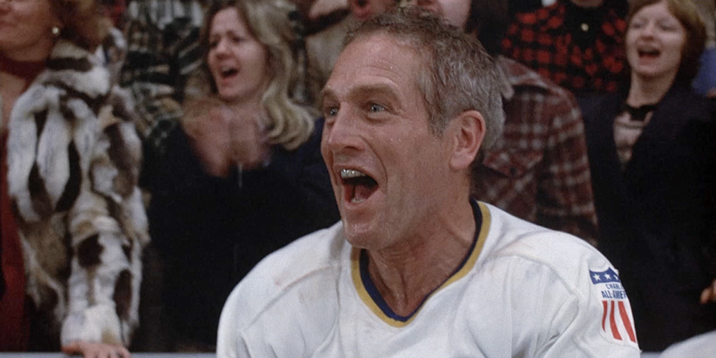 Blu-ray Review: Slap Shot (1977)