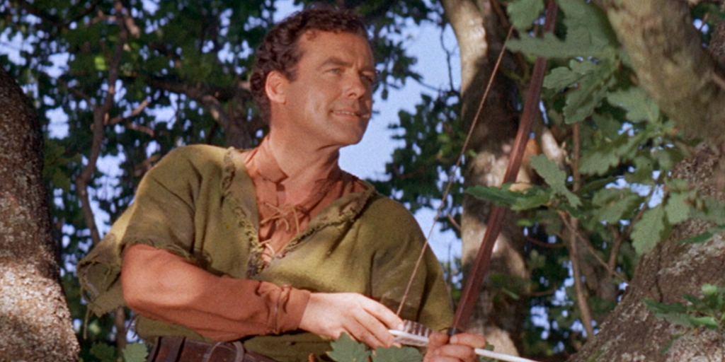 Blu-ray Review: Sword of Sherwood Forest (1960)