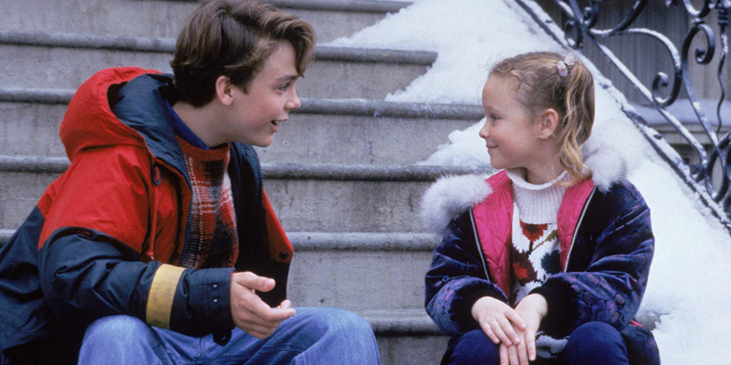 DVD Review: All I Want for Christmas (1991)