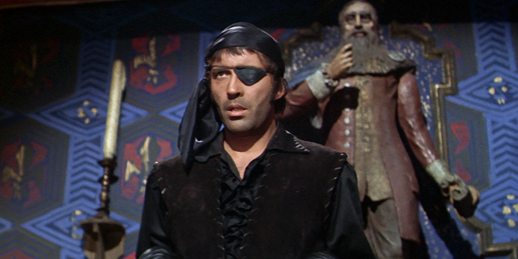 Blu-ray Review: The Pirates of Blood River (1962)