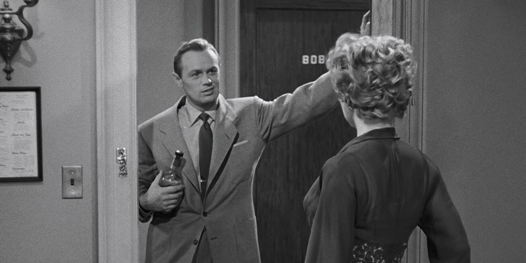 Blu-ray Review: Don't Bother to Knock (1952)