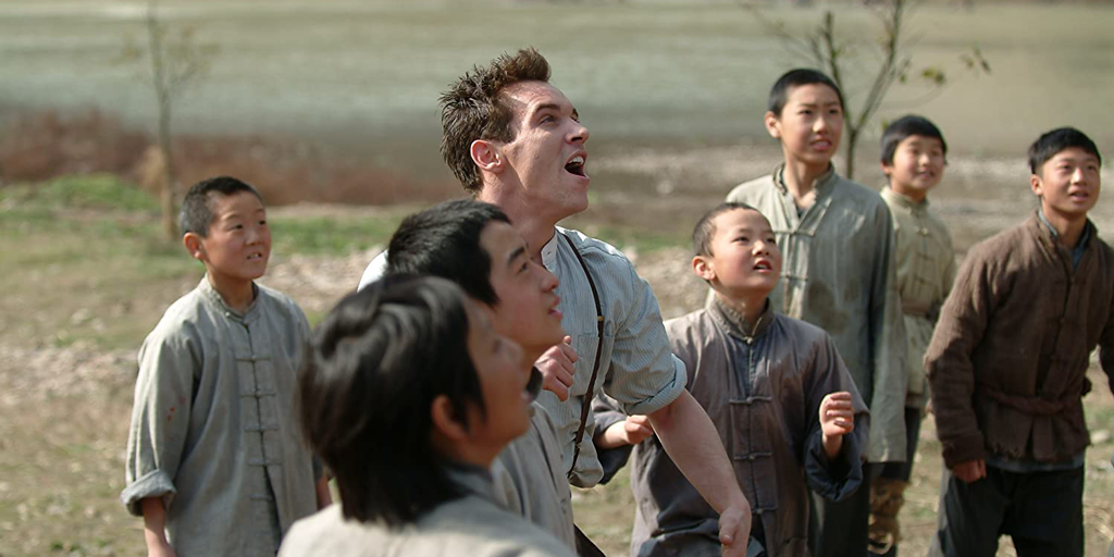 Blu-ray Review: The Children of Huang Shi (2008)