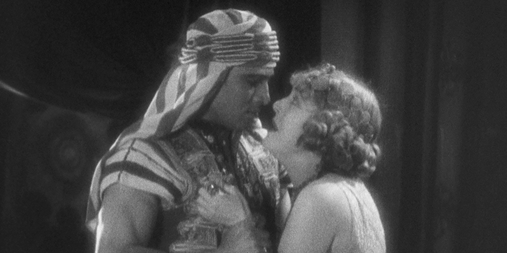 Blu-ray Review: The Son of the Sheik (1926)