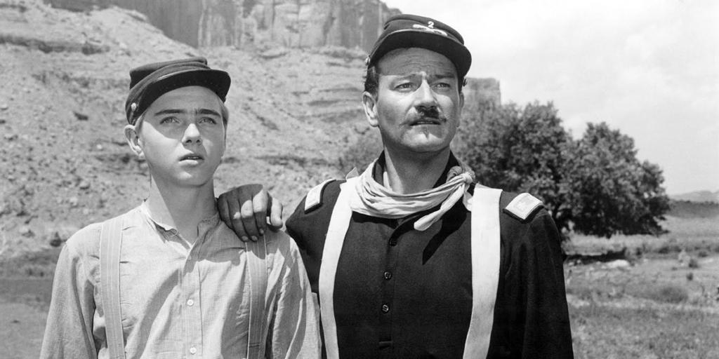 Blu-ray Review: Rio Grande (1950)