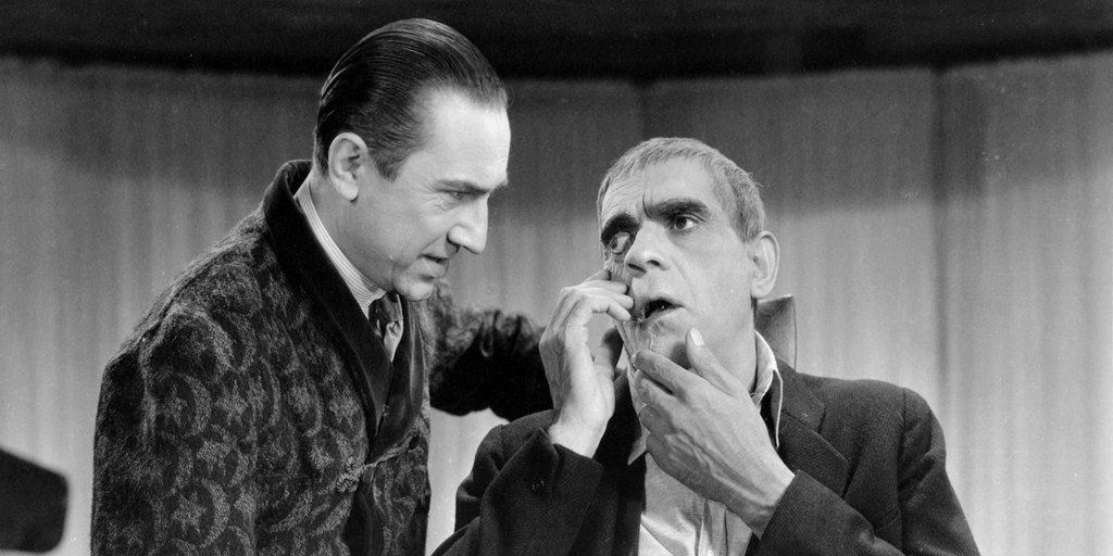 Blu-ray Review: Bela Lugosi / Edgar Allen Poe Triple
