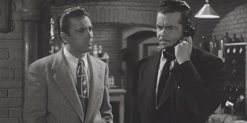 Blu-ray Review: The Mysterious Mr. M (1946)