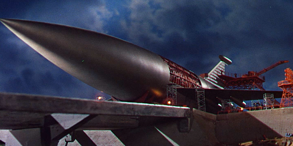 Blu-ray Review: When Worlds Collide (1951)