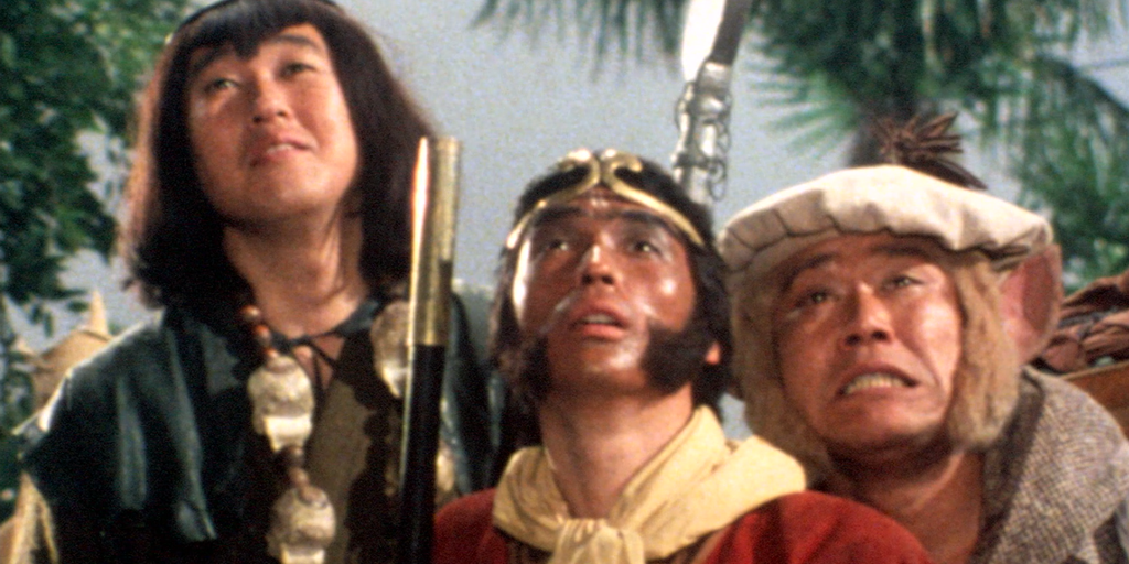 Blu-ray Review: Monkey – The Complete Series (1978-80)
