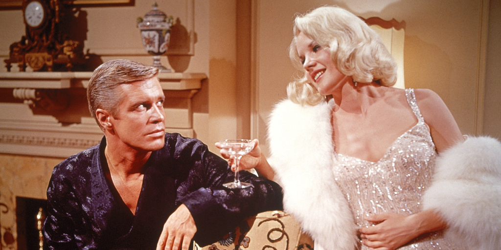 Blu-ray Review: The Carpetbaggers (1964)