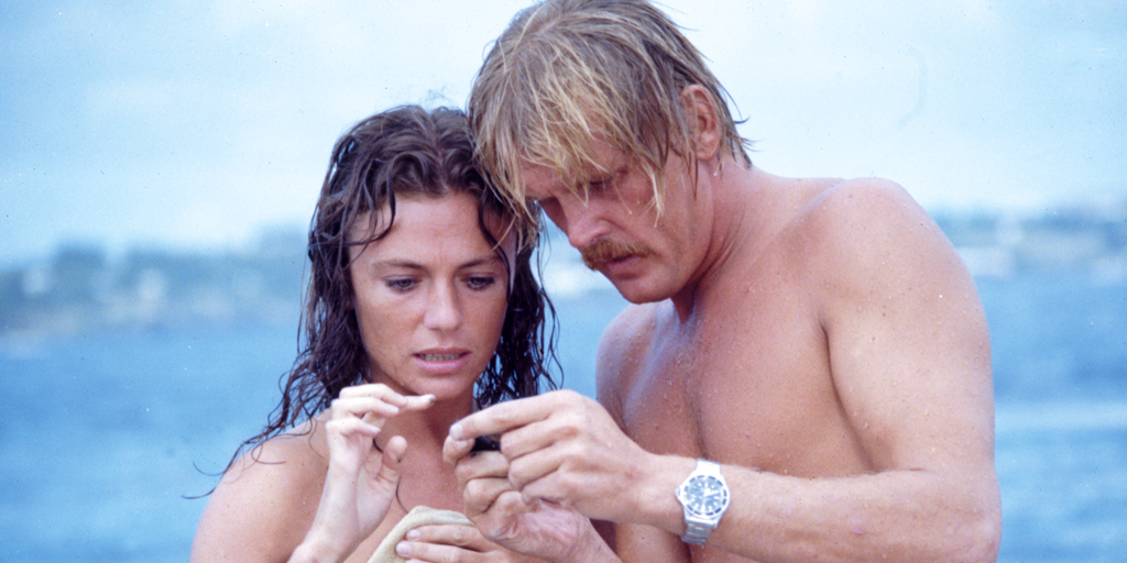 Blu-ray Review: The Deep (1977)