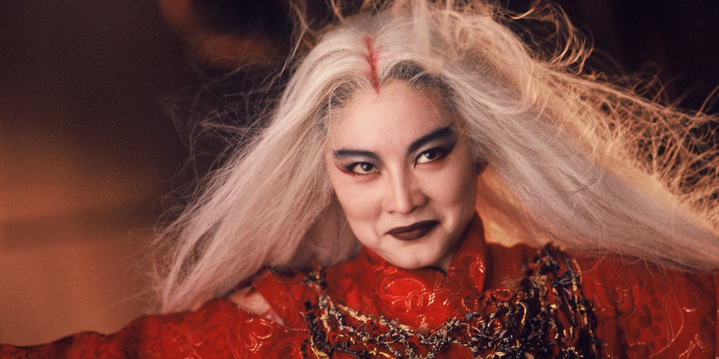 Blu-ray Review: The Bride with White Hair (1993)