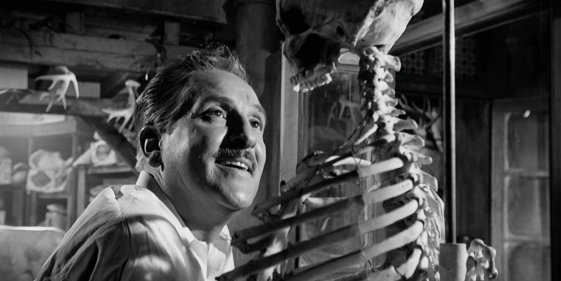 Blu-ray Review: The Skeleton of Mrs. Morales (1960)