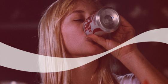 lights, camera, coca-cola: Dream Warriors (1987)