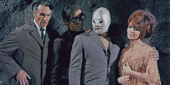 Blu-ray Review: Santo in the Treasure of Dracula (1969)