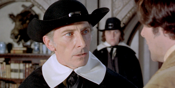 Blu-ray Review: Hammer Horror – Four Gothic Horror Films