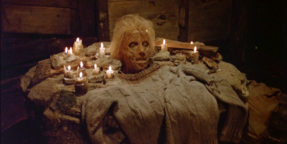 HORROR ICON CANDLES set the mood this October